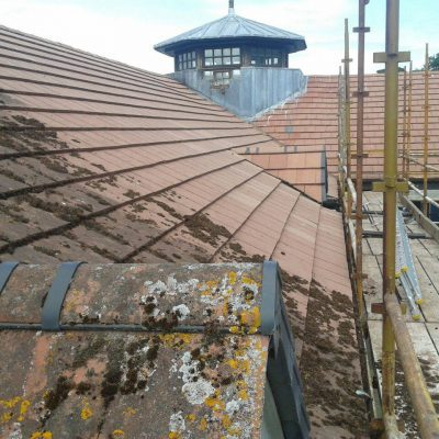 roof university campus of aberdeen 1 apc
